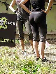 Cameltoe, Wet, Legs