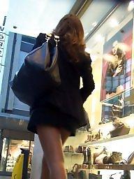 Nylon, Street, Nylon stockings