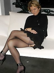 Granny, Mature pantyhose, Granny stockings, Pantyhose mature, Mature stocking, Granny stocking