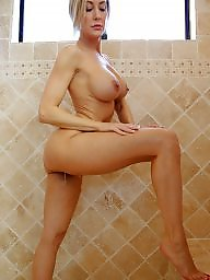 Shower, Glamour, Brandi love, Showers