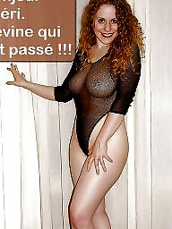 Cuckold, Captions, Caption, French, Milf captions, Bbw milf