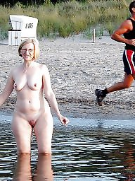 Mature beach, Blonde mature, Mature blonde, Beach mature