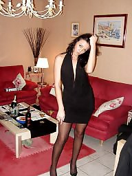 Upskirt, High heels, Tight, Upskirts, Tights, High