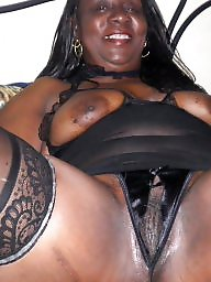 Ebony mature, Amateur mature