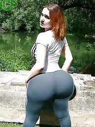 Butts, Big butt