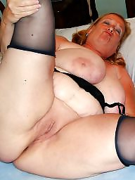 Grandma, Bbw stockings, Bbw stocking, Home, Old mature, Old bbw