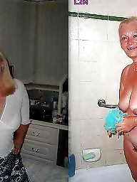 Dressed undressed, Dress, Mature dress undress, Mature dress, Amateur granny, Granny dressed