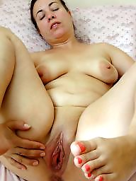 Mom, Spread, Mature spreading, Fat mature, Bbw spread, Moms