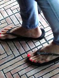 Sandals, Toes, Fetish