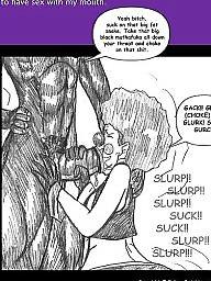Big ass, Bbc, Teacher, Interracial cartoon, Big ass cartoon