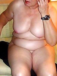 Mature tits, Bbw matures