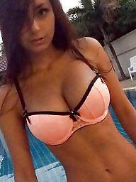 Bikini, Young, Beach, Teen beach, Bikini amateur