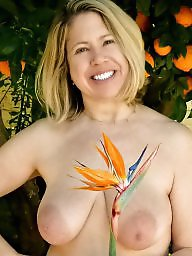 Nudist, Mature boobs, Mature nudist, Nudists, Big matures