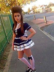 Dress, Dressed, Teen slut, Voyeur teen, Teen dress, Dresses