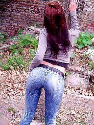 Jeans, Tights, Tight, Teen sluts, Teen slut, Teen jeans