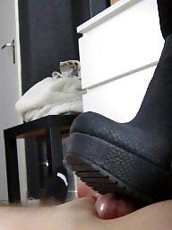 Femdom, Feet, Heels, Cbt, Trampling
