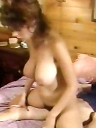 Vintage, Cock, Big cock, Riding, Cocks, Vintage boobs