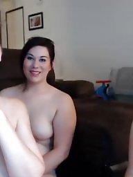 Fat, Webcam, Fat boobs, Fat amateur, Fat girl