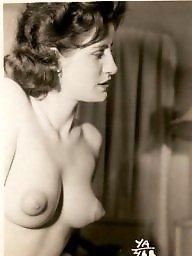 Vintage tits, Vintage amateur