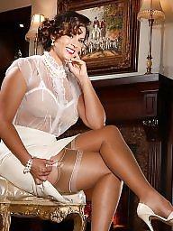 Lace, Secret, Amateur stocking, Stocking amateur