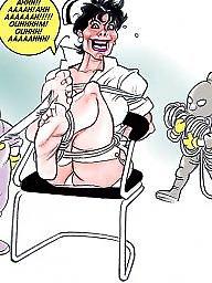 Bdsm cartoon, Cartoon bdsm