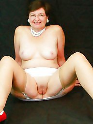Hairy mature, Hairy matures, Stocking hairy