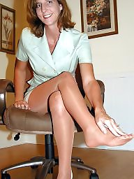 Stockings, Mature nylon, Nylon mature, Mature nylons, Nylon stockings
