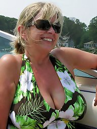 Amateur big tits, Woman