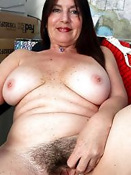 Hairy, Hairy mature, Mature tits, Hairy matures, Beautiful mature
