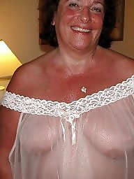 Granny, Granny stockings, Big granny, Granny boobs, Mature stocking, Grab