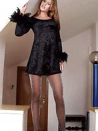 Upskirts, Legs, Lady