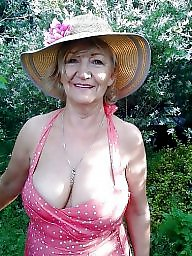 Dress, Mature nipples, Mature dress, Mature dressed