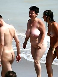 Chubby, Nudist, Nudists, Bbw beach, Bbw women