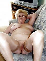 Granny, Mature granny