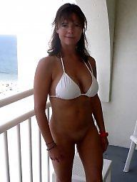 Holiday, Mature big boobs