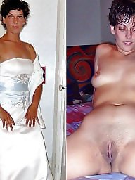 Bride, Clothed, Brides, Nude, Nudes
