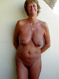 Nudist, Mature big tits, Nudists, Mature nudist, Wifes tits, Mature wife