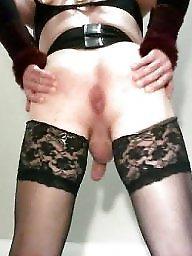 Stockings, Ass hole, Hole, Holes
