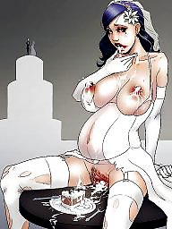 Comics, Comic, Milfs, Comic milf