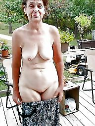 Old mature, Show, Mature lady, Old ladies