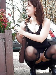 Mature outdoor, Swinger, Swingers, Outdoors, Mature nude