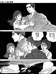 Comic, Comics, Japanese, Boys, Boy cartoon, Asian cartoon
