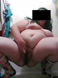 Fat, Voyeur, Body, Naked bbw, Fat bbw