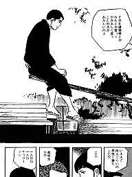 Comics, Comic, Japanese, Boys, Boy cartoon, Asian cartoon