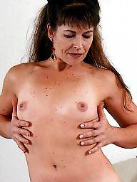 Granny, Granny tits, Small tits, Small, Mature small tits, Mature tits