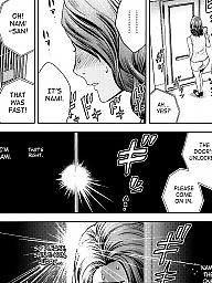Twins, Manga, Compilation, Hentai milf
