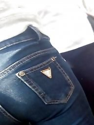 Voyeur, Jeans, Spy, Romanian