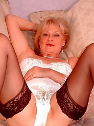 Sexy mature, Mature blonde, Blond mature, Stocking mature, Sexy stockings, Mature blond