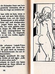 Cartoon, Vintage cartoon