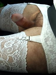 Lingerie, Stockings flash
